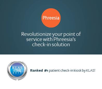 Phreesia Revolving Ad