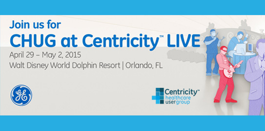 CHUG at Centricity Live 2015