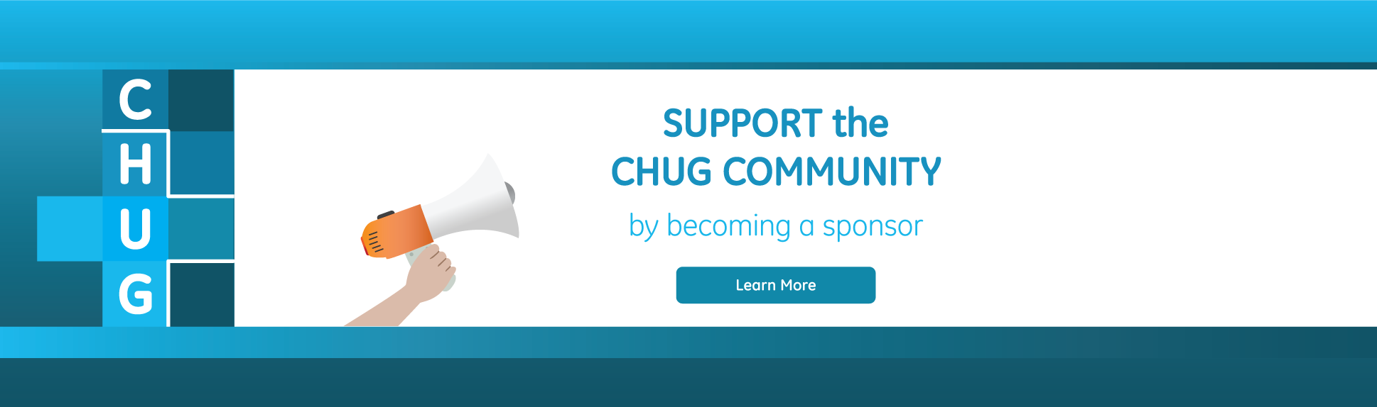Become a CHUG Sponsor